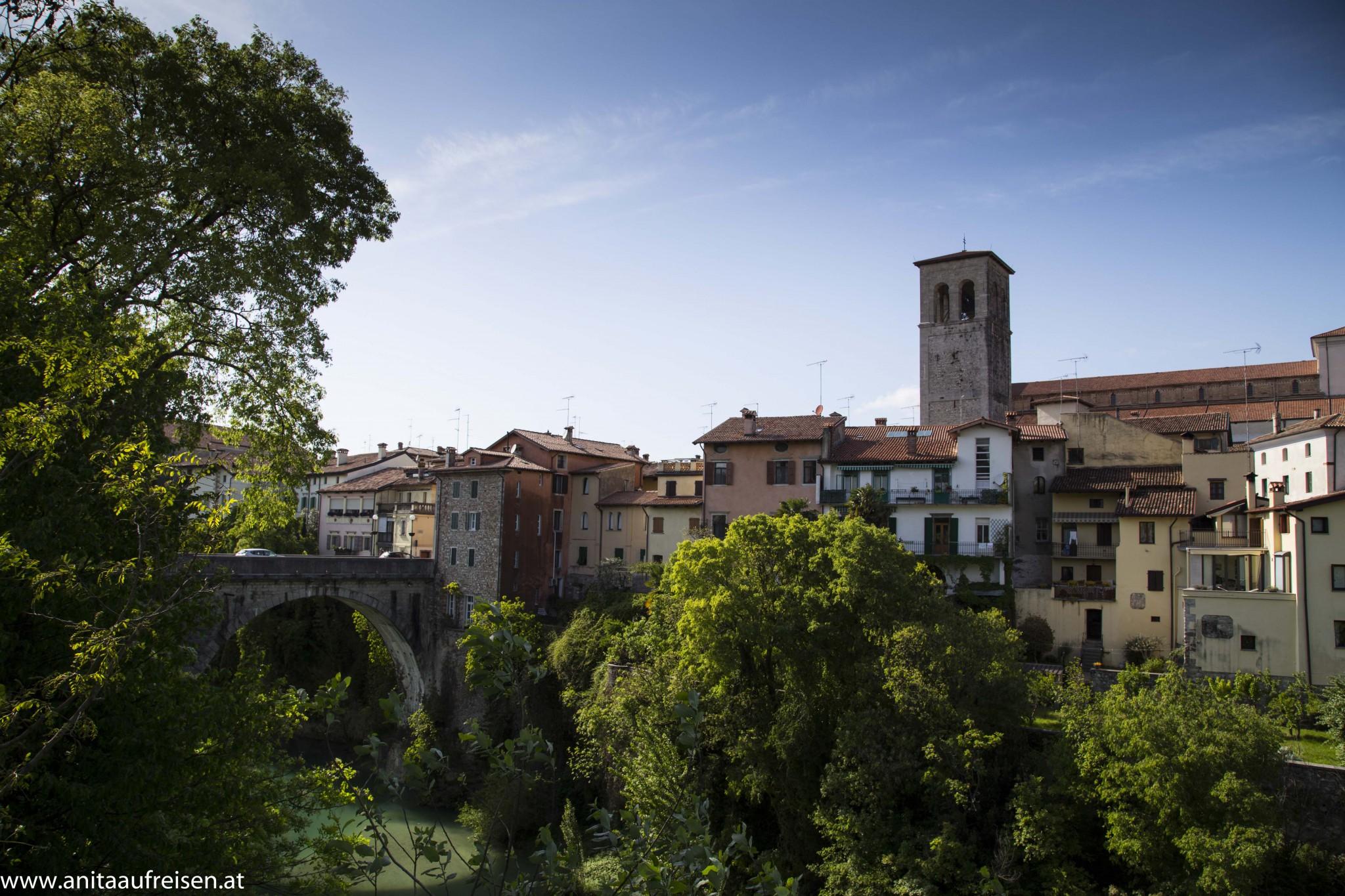 Teufelsbrücke Cividale del Friuli