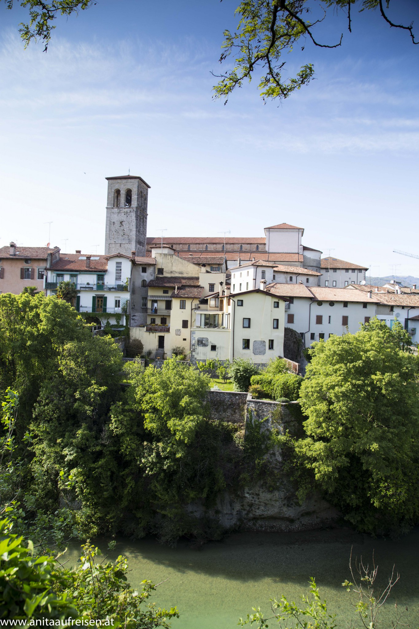 Cividale del Friuli, Italien, Foto Anita Arneitz, www.anitaaufreisen.at