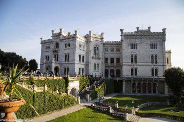 Triest, Schloss Miramar