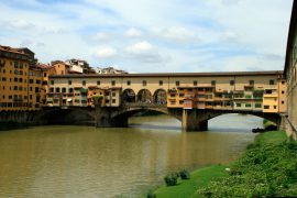 Florenz, Ponte Veccio, www.anitaaufreisen.at