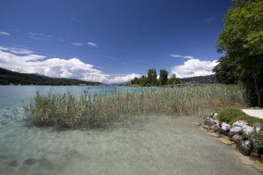 Wörthersee, Baden in Kärnten, Pörtschach, Foto Anita Arneitz, Reiseblog