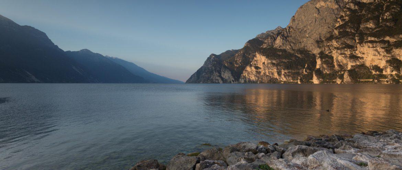 Riva del Garda, Foto: Matthias Eichinger, Kontaktlinsen