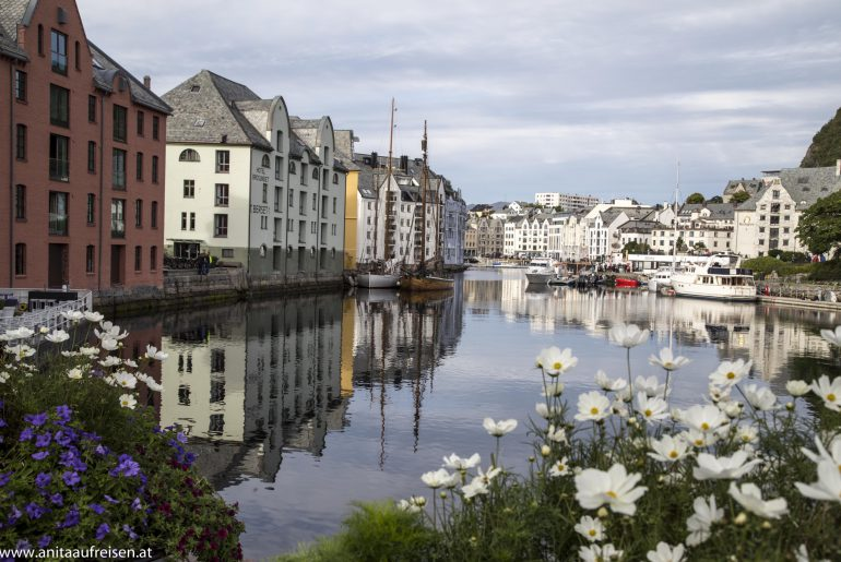 Alesund, Jugendstil, Norwegen
