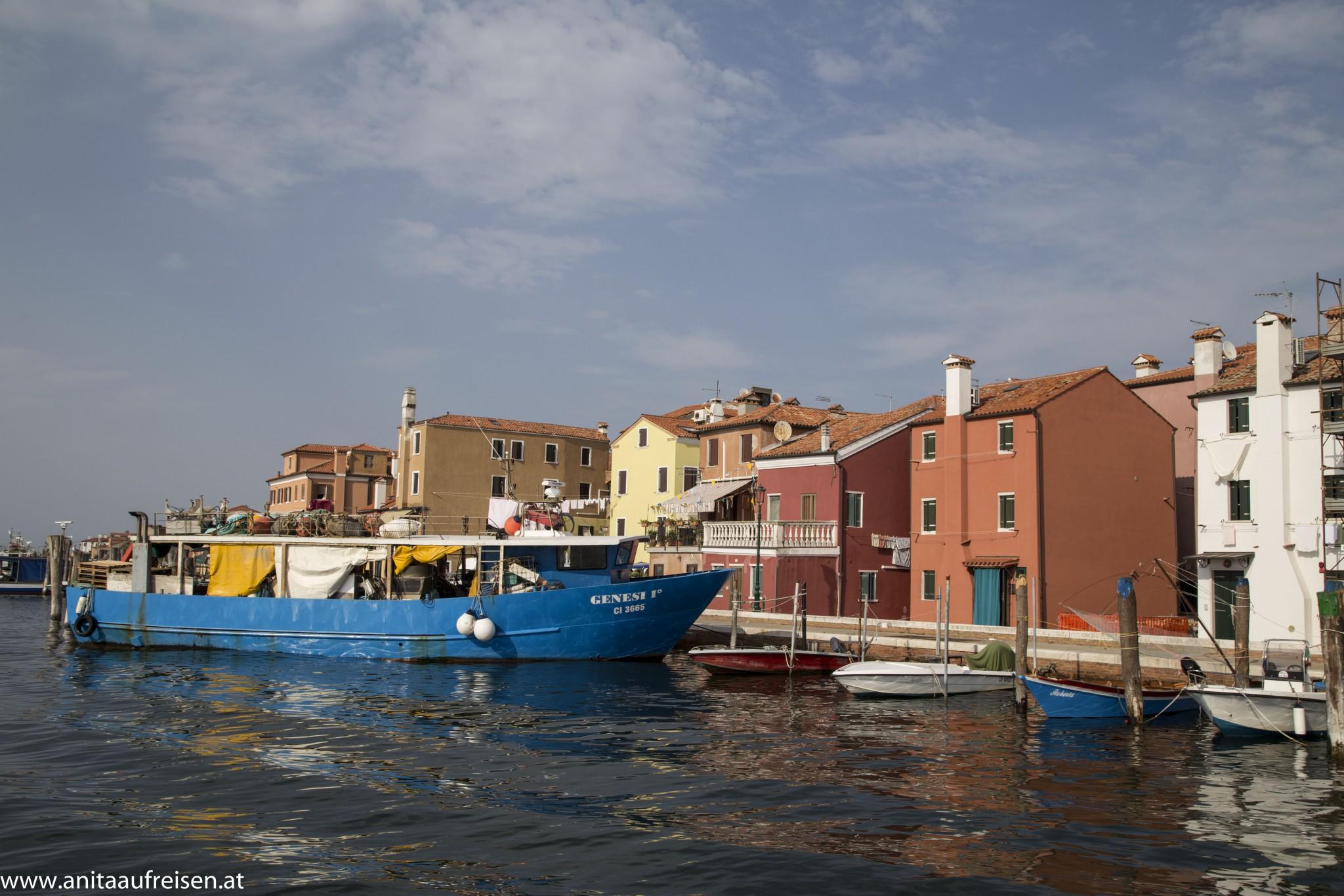 Pellestrina, Venedig, venezianische Lagune, www.anitaaufreisen.at
