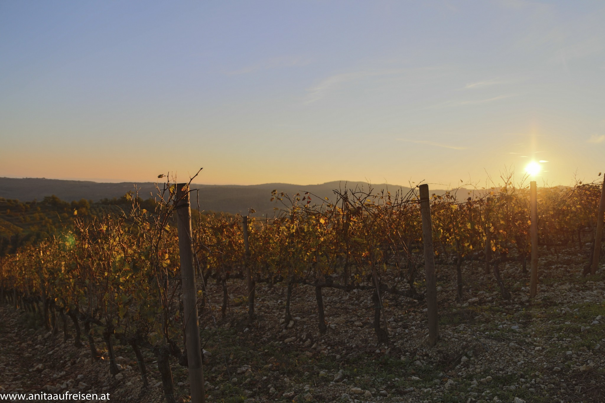 Herbsturlaub in der Toskana, Montebuoni, Foto www.anitaaufreisen.at