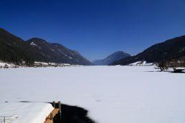Winterwandern am Weissensee, Foto Matthias Eichinger, www.anitaaufreisen.at