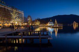 Stiller Advent in Pörtschach, Kärnten, Foto Matthias Eichinger, www.anitaaufreisen.a
