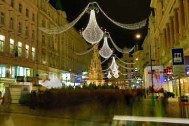 Wien, Weihnachten, Foto: Matthias Eichinger, www.anitaaufreisen.at