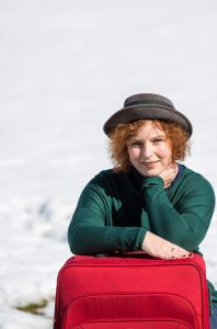 Reiseblog schreiben, Anita Arneitz, Foto Matthias Eichinger