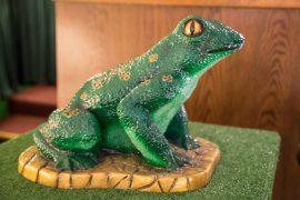 Froggyland Split, Froschmuseum, Kroatien, Foto www.anitaaufreisen.at