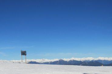 Nassfeld Winterwanderwege, Foto Anita Arneitz, www.anitaaufreisen.at
