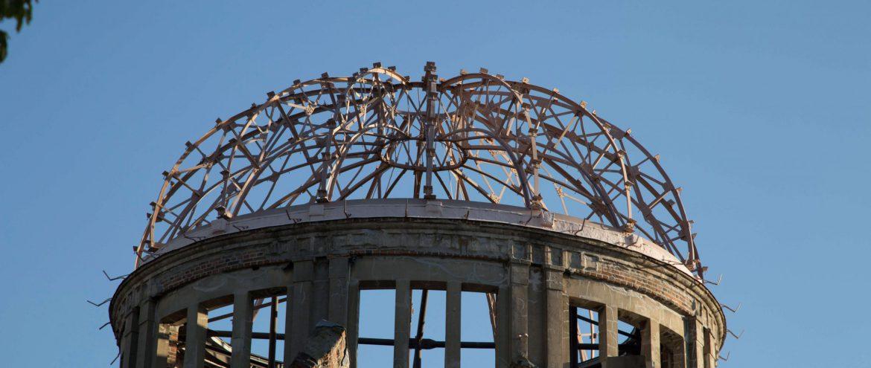 Hiroshima, Atombombendom, Japan Rundreise, www.anitaaufreisen.at