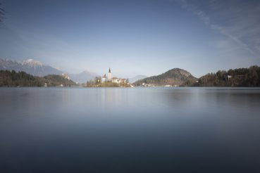 Bled, Kirche, Slowenien, Foto Matthias Eichinger