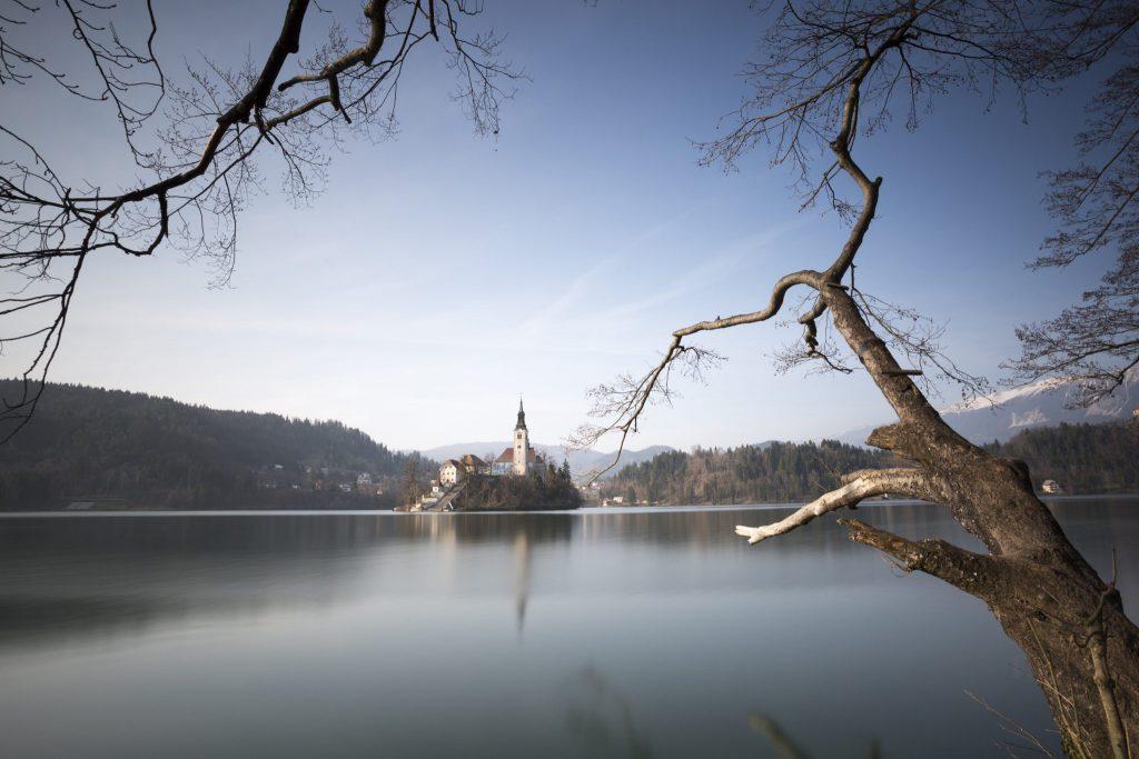 Bled, Kirche, Slowenien, Foto Matthias Eichinger, Kulturschätze in Slowenien