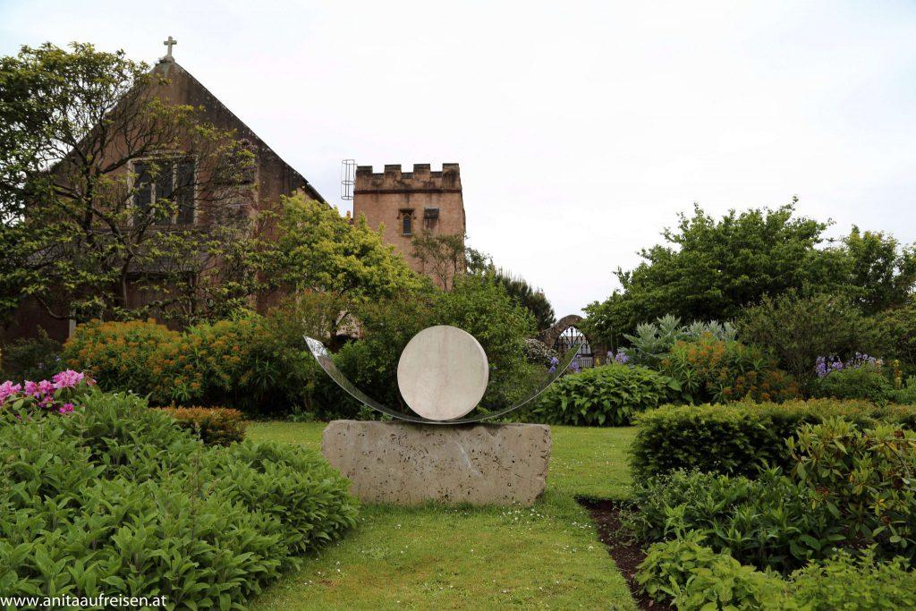 Torre Abbey in Torquay, Agatha Christes Giftpflanzen, England, www.anitaaufreisen.at