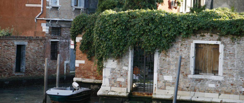 Garten in Venedig, Gartenreisen, www.anitaaufreisen.at
