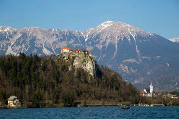 Herbsturlaub in Slowenien, Bleder See, Slowenien, www.anitaaufreisen.at