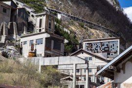 Bergwerk Raibl, Cave del Predil, Tarvis, Friaul, Italien, www.anitaaufreisen.at