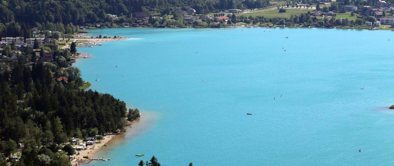 Faaker See, Kärnten, Österreich. www.anitaaufreisen.at