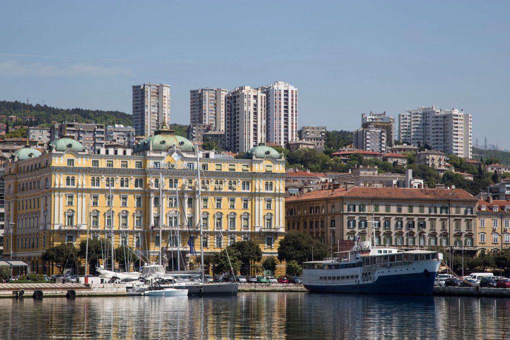 Hafenstadt Rijeka, Kroatien, Kvarner, www.anitaaufreisen.at