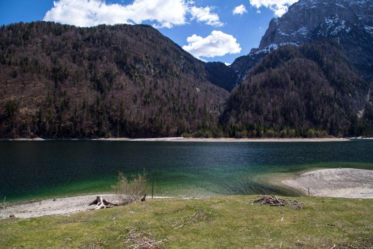 Lago del Predil, Italien, www.anitaaufreisen.at