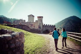 Trenino, Trentino Marketing_Pillow Lab_Val di Sole_Castello di San Michele