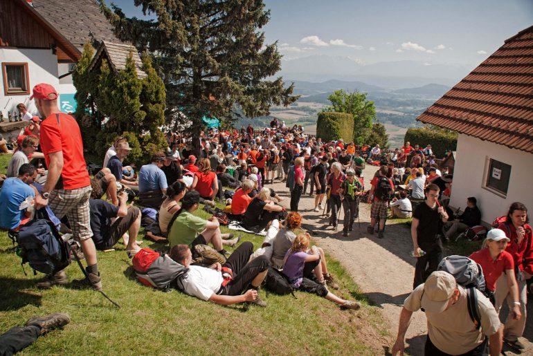 Vierbergelauf, Kärnten, Österreich, Foto Wolfgang Hoi, www.anitaaufreisen.at