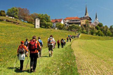 Vierbergelauf Kärnten, Österreich, www.anitaaufreisen.at