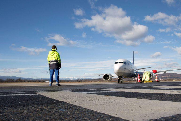Flughafen Graz, Flughafenführung, Österreich, Foto Matthias Eichinger, www.anitaaufreisen.at