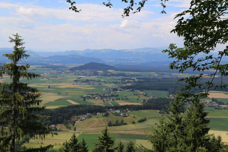Hemmaberg, Kärnten, Rosalienquelle, www.anitaaufreisen.at
