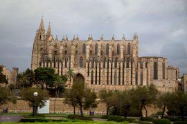 Kathedrale Palma de Mallorca, Spanien, www.anitaaufreisen.at