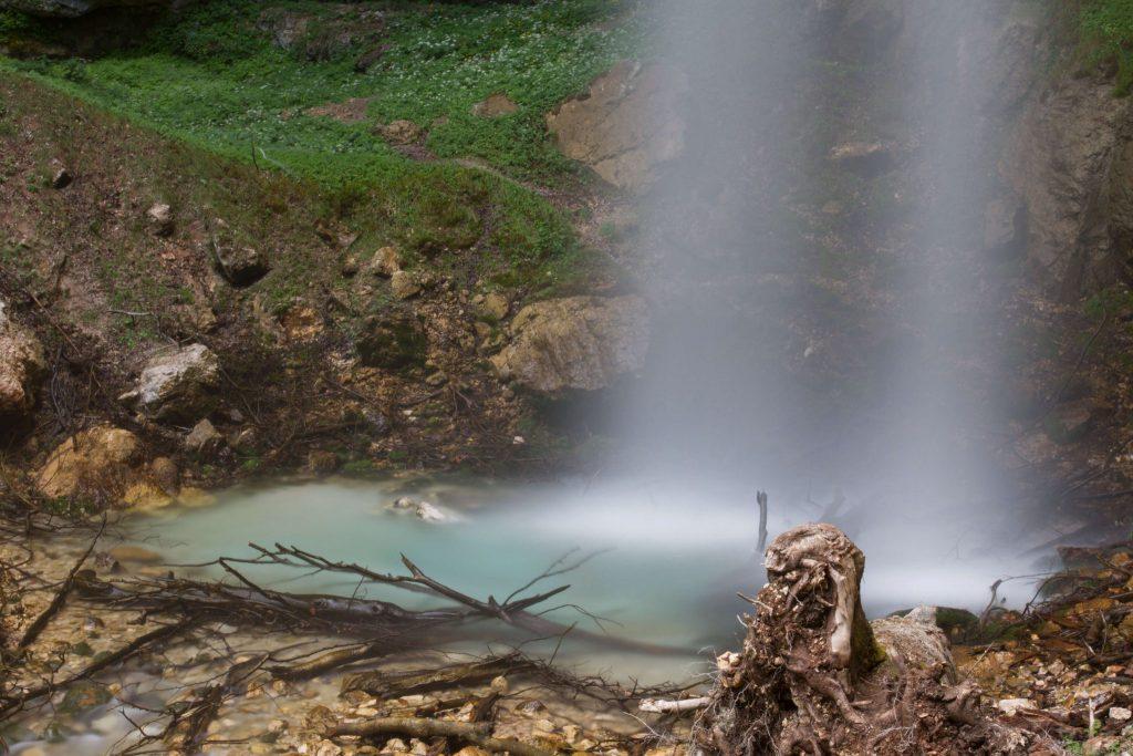 Wildensteiner Wasserfall, Kärnten, Foto Matthias Eichinger, www.anitaaufreisen.at