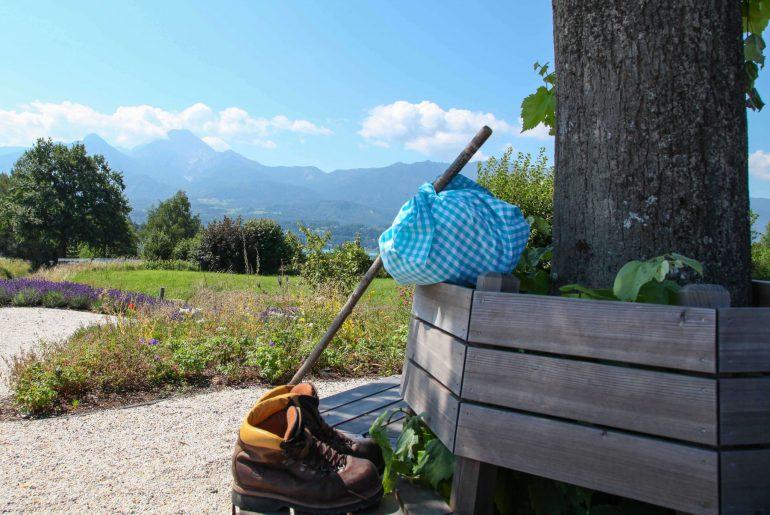 Erlebniswanderweg Faaker See, Region Villach/Riedel