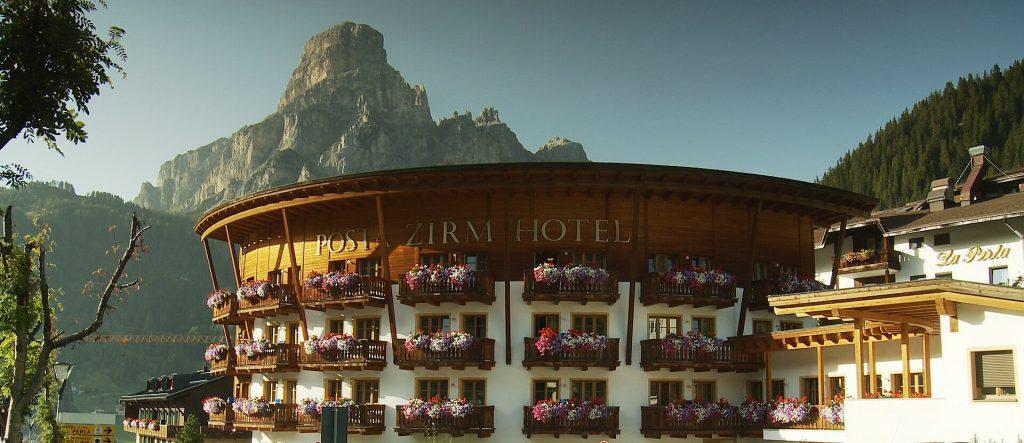 Hotel Posta Zirm, Corvara, Südtirol