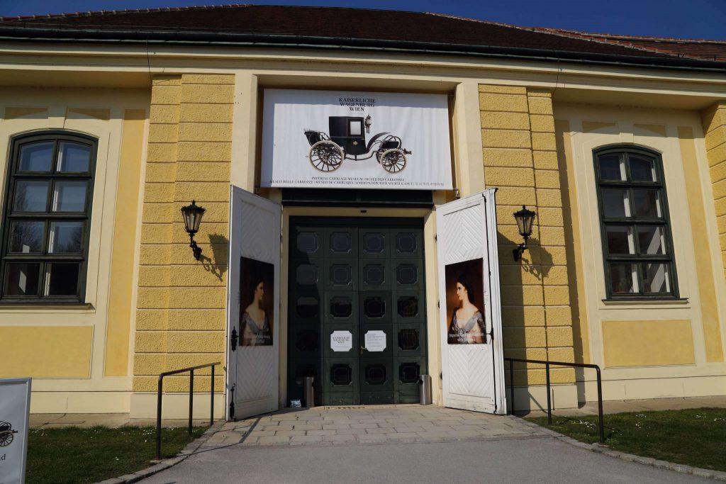 Kaiserliche Wagenburg, Wien für Sisi-Fans, Foto Anita Arneitz
