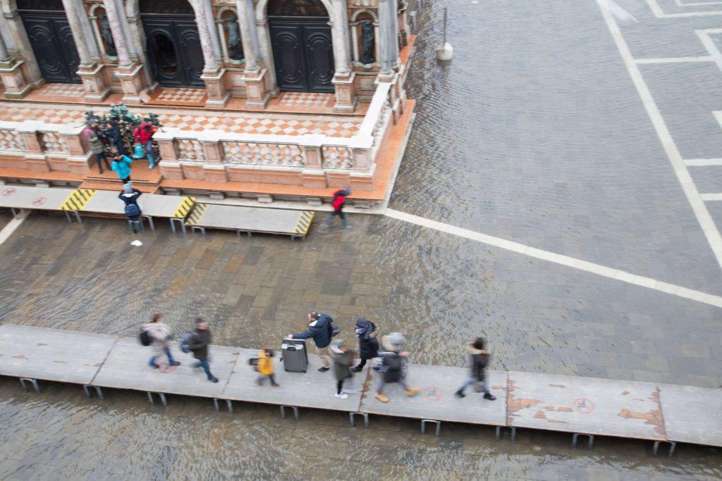 Venedig im Herbst, Ferienwohnung in Venedig, Foto Anita Arneitz, www.anitaaufreisen.at