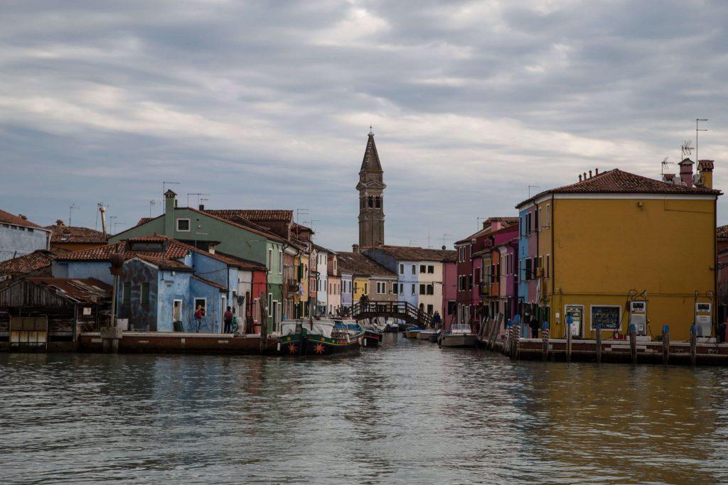 Herbst in Venedig, Burano, Foto Anita Arneitz, www.anitaaufreisen.at