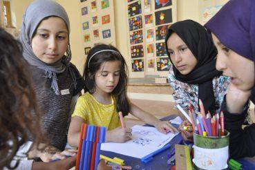 Marokko, Schule ecole vivante, weltweitwandern.ocm