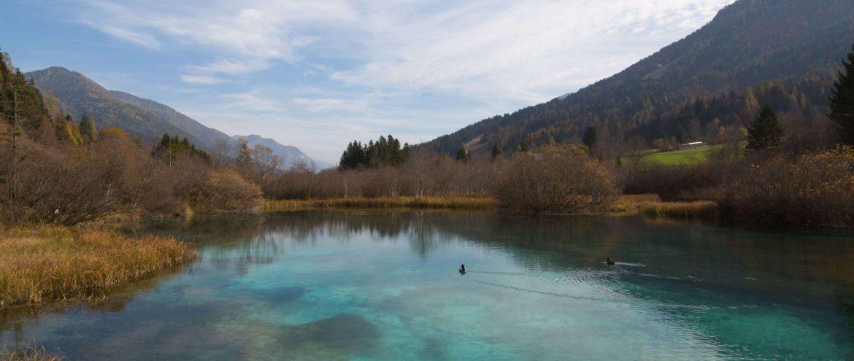 10 wunderschöne Naturerlebnisse in Slowenien