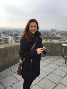 Anita Janesch vom Cabrio-Reiseblog Gailtal on tour