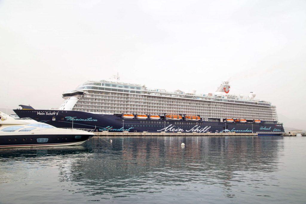 Mein Schiff 5, Kreuzfahrt Mittelmeer, Foto Anita Arneitz, www.anitaaufreisen.at