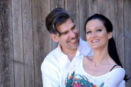 Sandra und Matthias vom Videoblog Lana Green Lifestyle