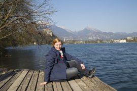 Reiseblog, Anita auf Reisen, Bled, Slowenien, Foto Anita Arneitz