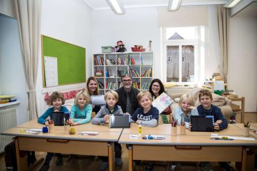 Trinity Schule, Kärnten, Foto Anita Arneitz