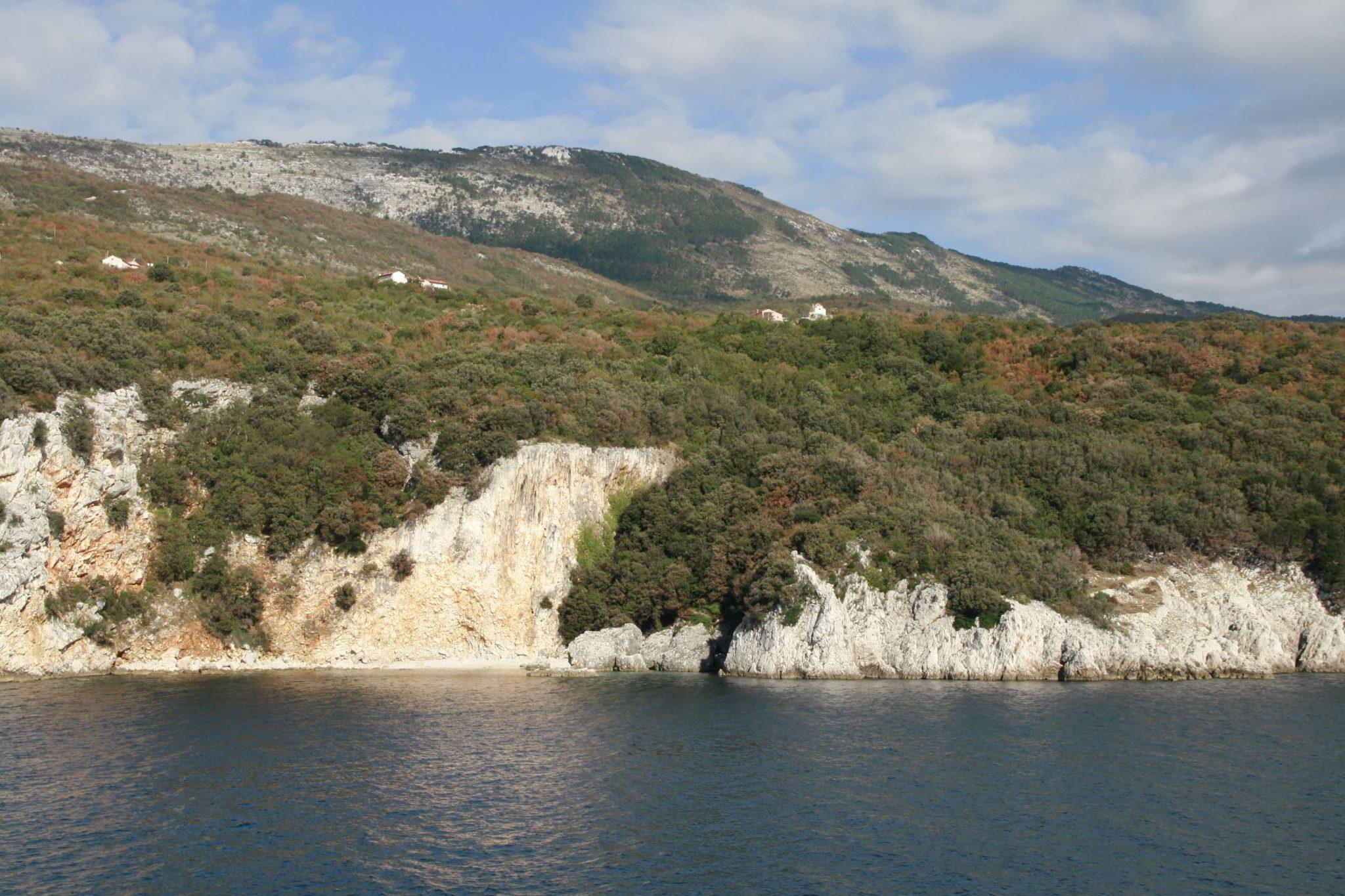 Wandern in Kroatien, Foto Anita Arneitz