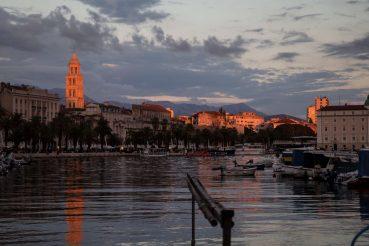 Adria Kreuzfahrt, Split, Kroatien, Foto Anita Arneitz, Reiseblog www.anitaaufreisen.at