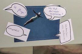 Postkarten schreiben aus dem Urlaub, Foto Anita Arneitz, Reiseblog www.anitaaufreisen.at
