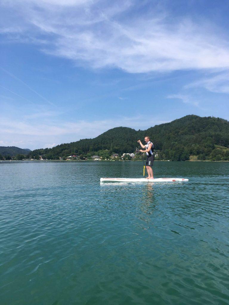 Wassersport in Kärnten