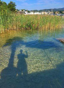 Wörthersee, Wassersport in Kärnten, Foto Anita Arneitz