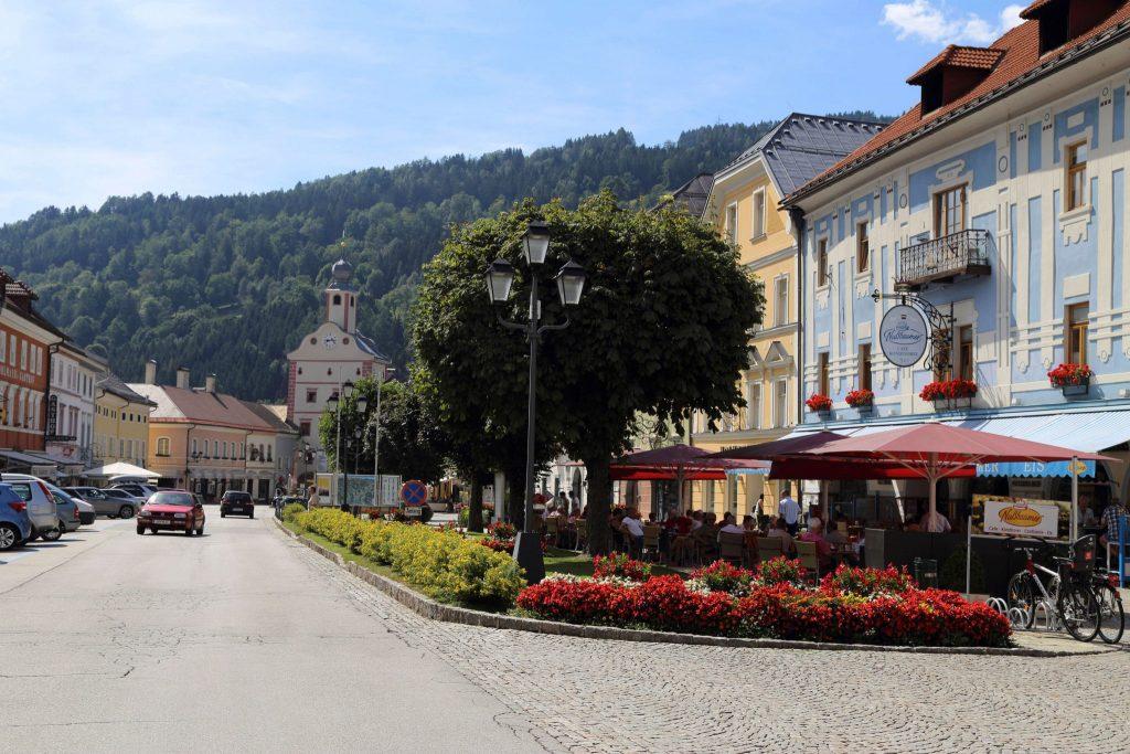 Künstlerstadt Gmünd, Kärnten, Österreich, Citytrip, Tipps, Foto Anita Arneitz, Reiseblog www.anitaaufreisen.at